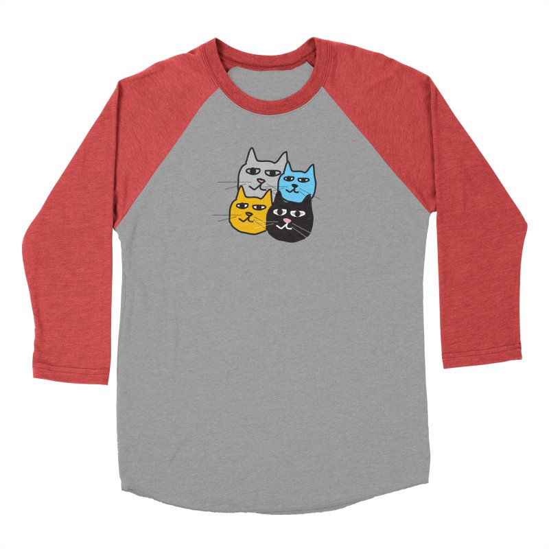 Cat Colony 1 Men's Longsleeve T-Shirt by Cowboy Goods Artist Shop