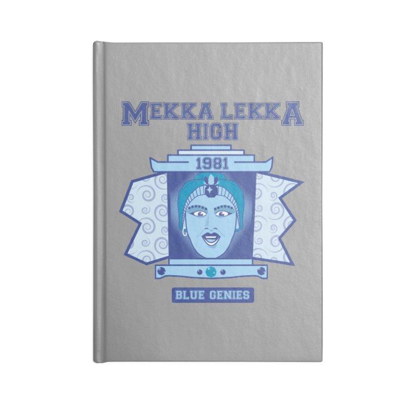 Mekka Lekka High Accessories Notebook by Cowboy Goods Artist Shop