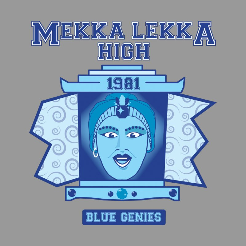 Mekka Lekka High Home Fine Art Print by Cowboy Goods Artist Shop