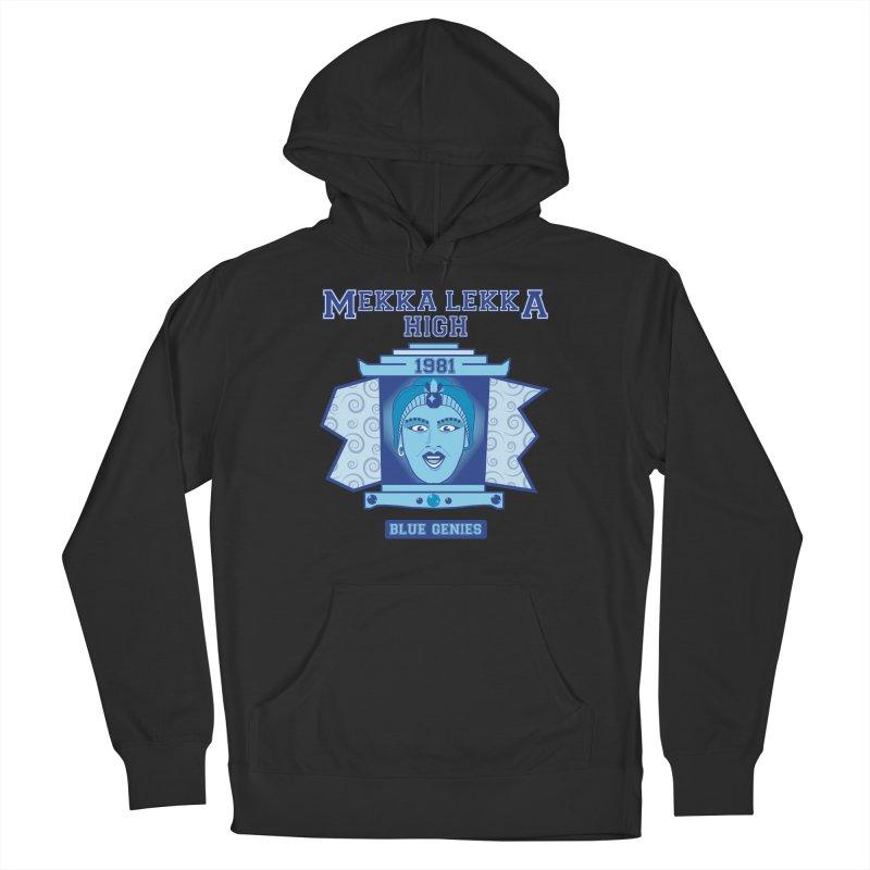 Mekka Lekka High Men's Pullover Hoody by Cowboy Goods Artist Shop