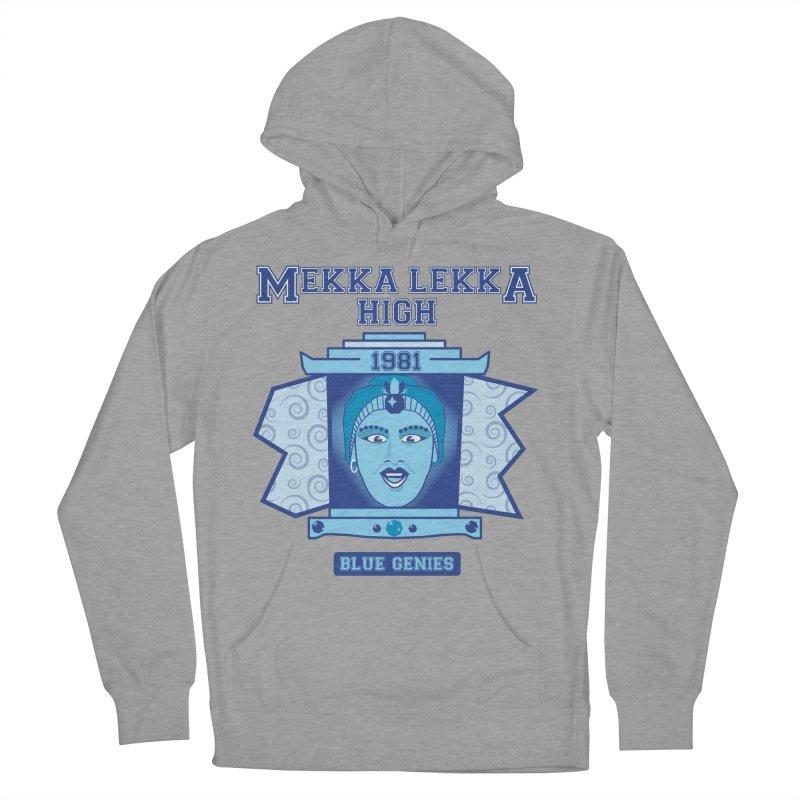 Mekka Lekka High Women's French Terry Pullover Hoody by Cowboy Goods Artist Shop