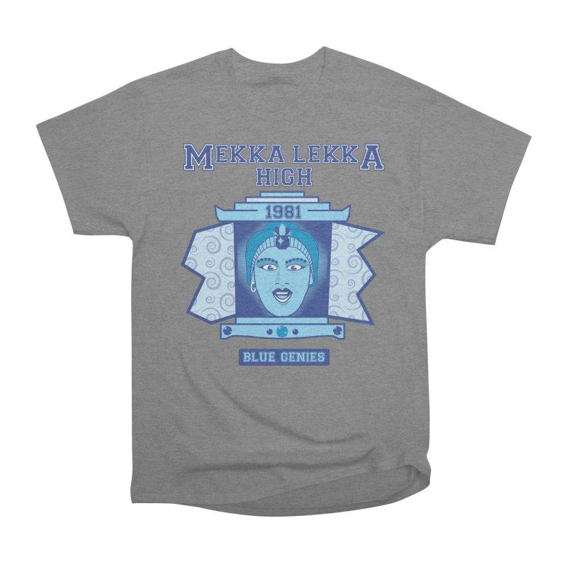 Mekka Lekka High Men's Heavyweight T-Shirt by Cowboy Goods Artist Shop
