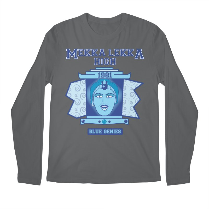 Mekka Lekka High Men's Regular Longsleeve T-Shirt by Cowboy Goods Artist Shop