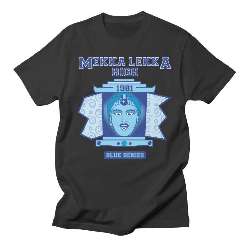 Mekka Lekka High Men's Regular T-Shirt by Cowboy Goods Artist Shop