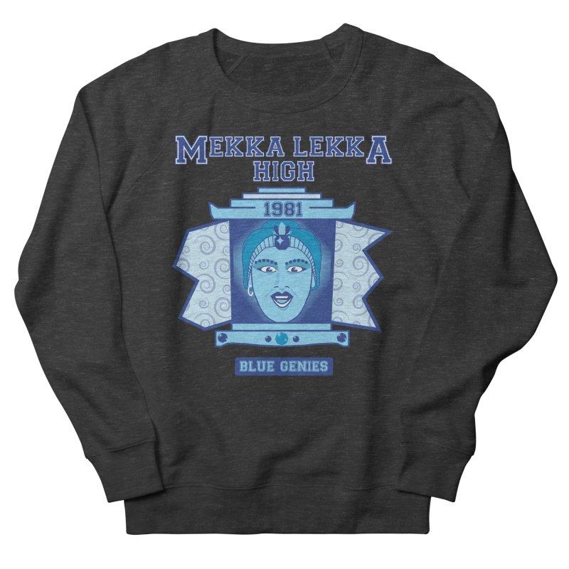 Mekka Lekka High Women's French Terry Sweatshirt by Cowboy Goods Artist Shop