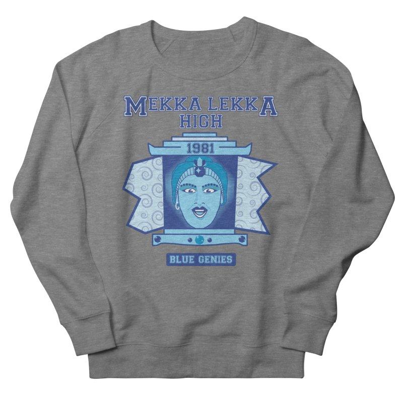 Mekka Lekka High Men's French Terry Sweatshirt by Cowboy Goods Artist Shop