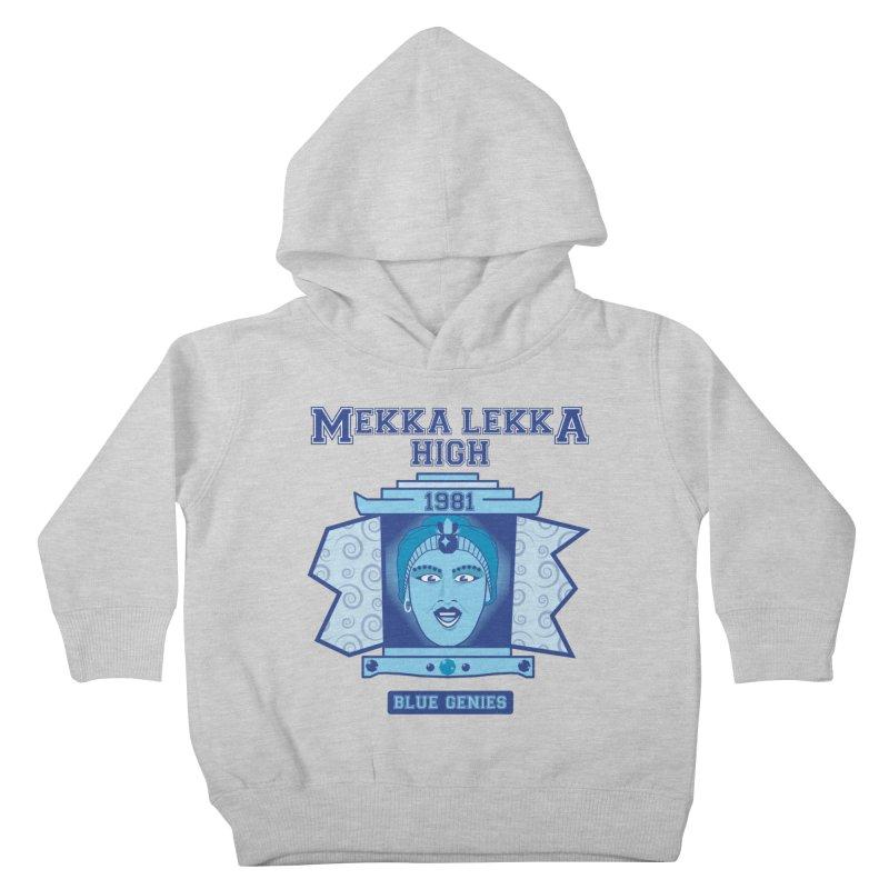 Mekka Lekka High Kids Toddler Pullover Hoody by Cowboy Goods Artist Shop