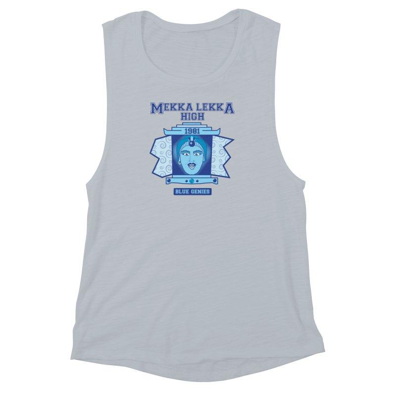 Mekka Lekka High Women's Muscle Tank by Cowboy Goods Artist Shop
