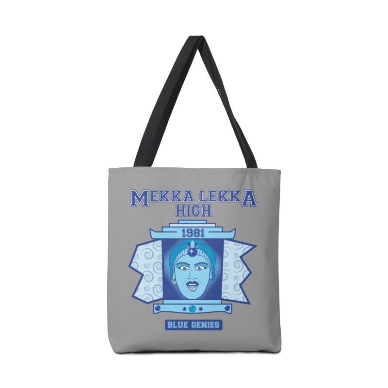 Mekka Lekka High Accessories Tote Bag Bag by Cowboy Goods Artist Shop
