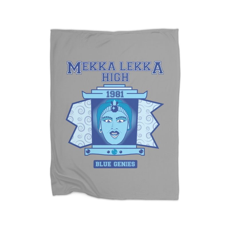 Mekka Lekka High Home Blanket by Cowboy Goods Artist Shop