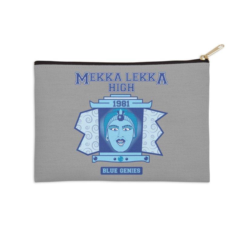 Mekka Lekka High Accessories Zip Pouch by Cowboy Goods Artist Shop