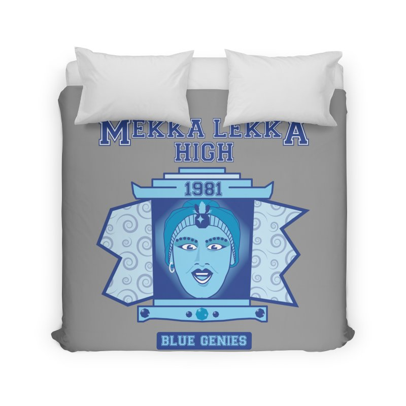 Mekka Lekka High Home Duvet by Cowboy Goods Artist Shop