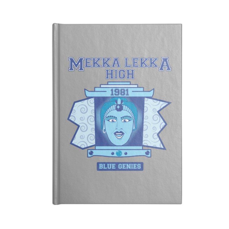 Mekka Lekka High Accessories Lined Journal Notebook by Cowboy Goods Artist Shop