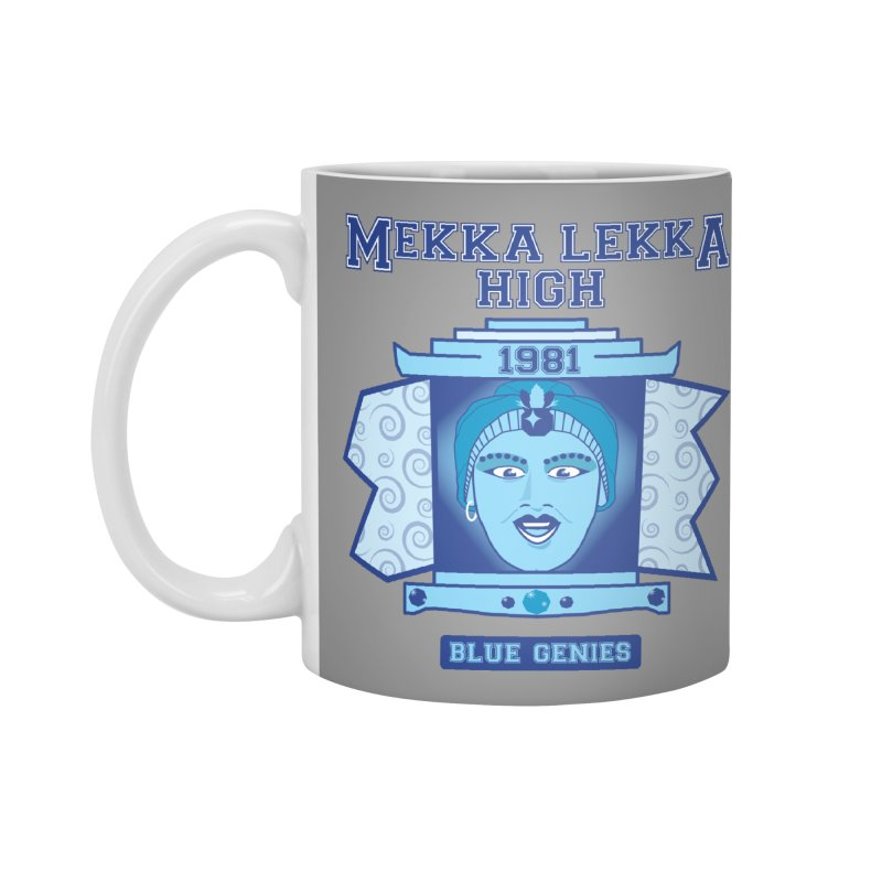 Mekka Lekka High Accessories Standard Mug by Cowboy Goods Artist Shop