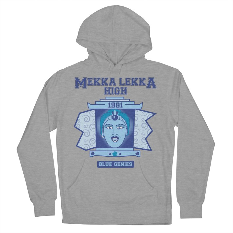 Mekka Lekka High Men's Pullover Hoody by Cowboy Goods Artist Shop
