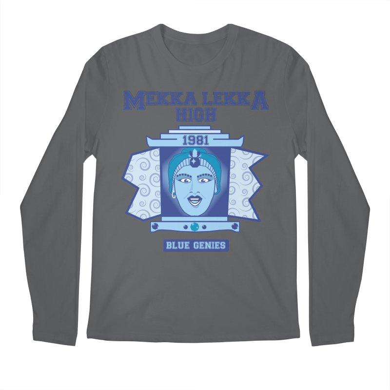 Mekka Lekka High Men's Longsleeve T-Shirt by Cowboy Goods Artist Shop