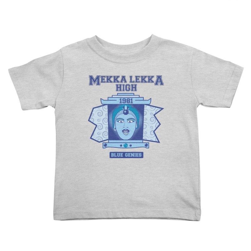 Mekka Lekka High Kids Toddler T-Shirt by Cowboy Goods Artist Shop