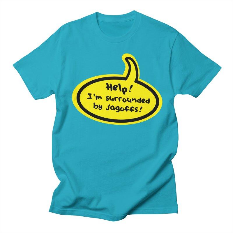 Jagoffs bubble Men's T-shirt by Cowboy Goods Artist Shop