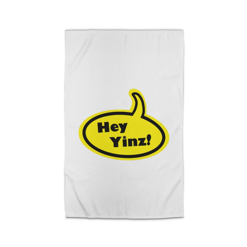 Hey Yinz Bubble Home Rug by Cowboy Goods Artist Shop