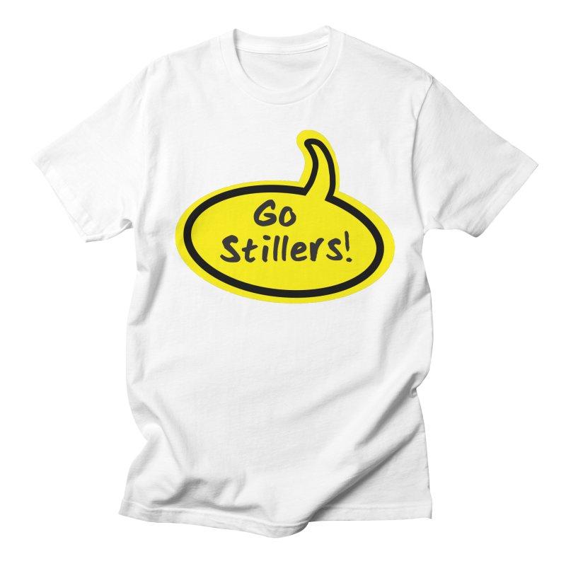 Go Stillers Bubble Men's  by Cowboy Goods Artist Shop