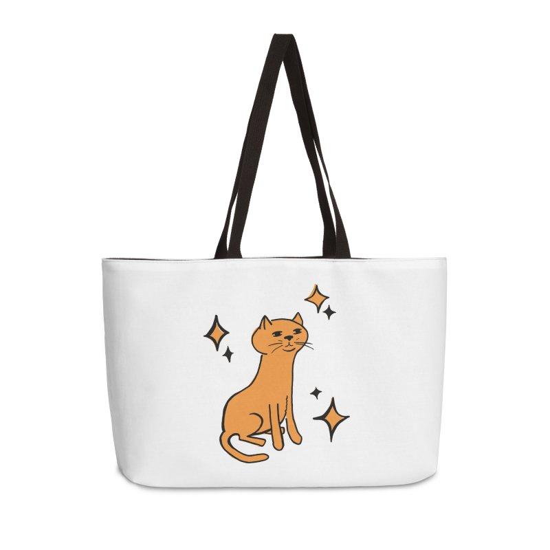 Just a Cat Accessories Bag by Cowboy Goods Artist Shop