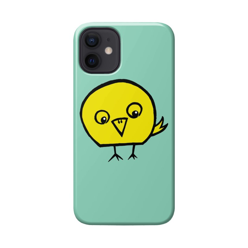 Little Chick Accessories Phone Case by Cowboy Goods Artist Shop
