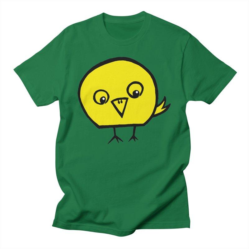 Little Chick Men's T-Shirt by Cowboy Goods Artist Shop