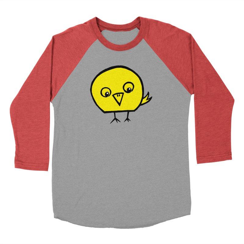Little Chick Men's Longsleeve T-Shirt by Cowboy Goods Artist Shop
