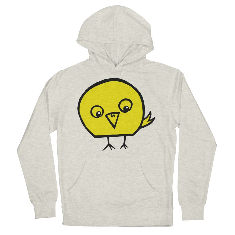 Little Chick Men's Pullover Hoody by Cowboy Goods Artist Shop