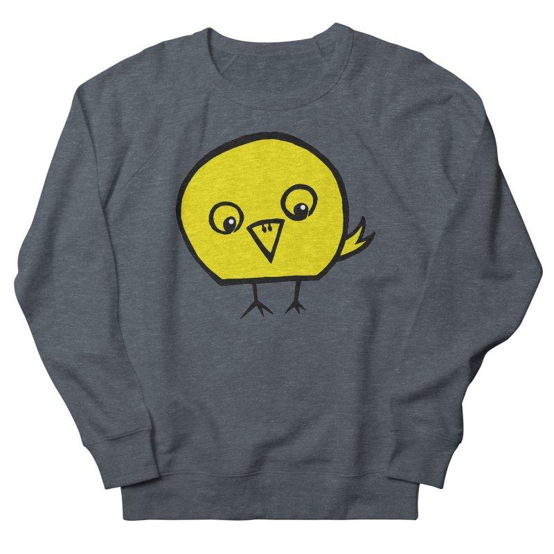 Little Chick Women's French Terry Sweatshirt by Cowboy Goods Artist Shop