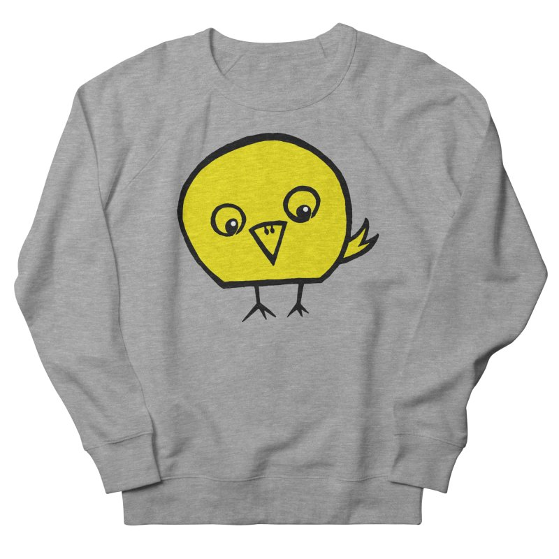 Little Chick Women's Sweatshirt by Cowboy Goods Artist Shop