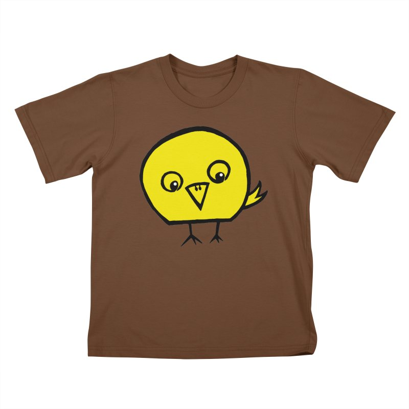 Little Chick Kids T-shirt by Cowboy Goods Artist Shop