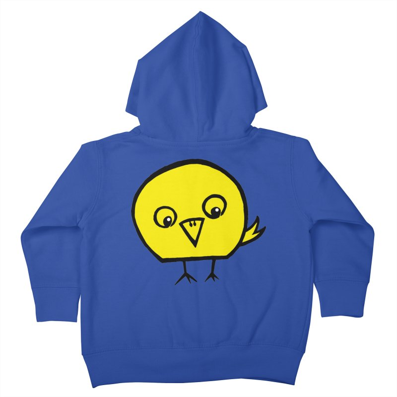 Little Chick Kids Toddler Zip-Up Hoody by Cowboy Goods Artist Shop