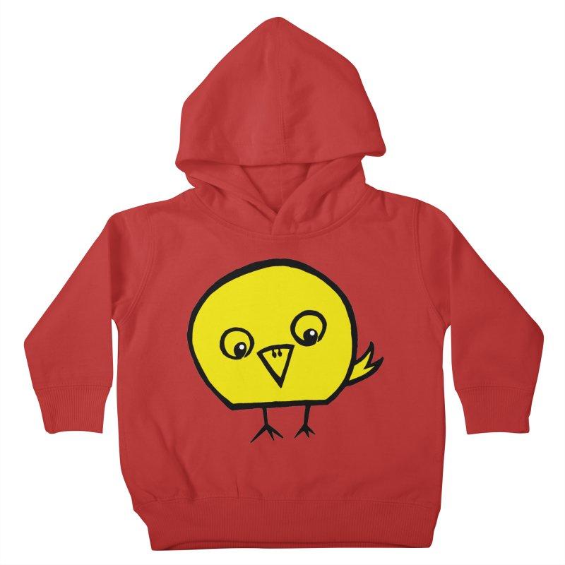 Little Chick Kids Toddler Pullover Hoody by Cowboy Goods Artist Shop