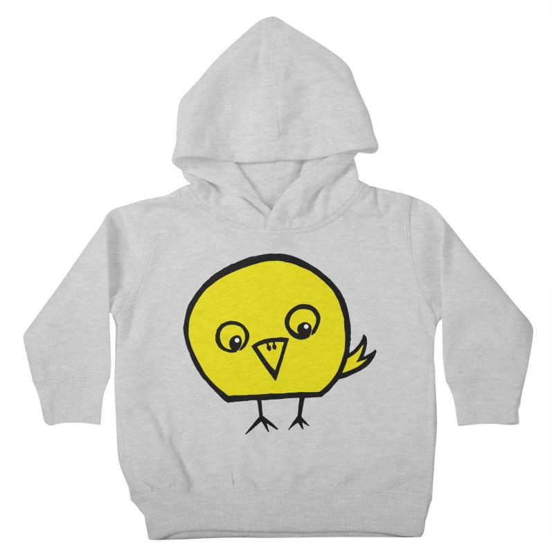 Little Chick Kids Toddler Pullover Hoody by Cowboy Goods Artist Shop