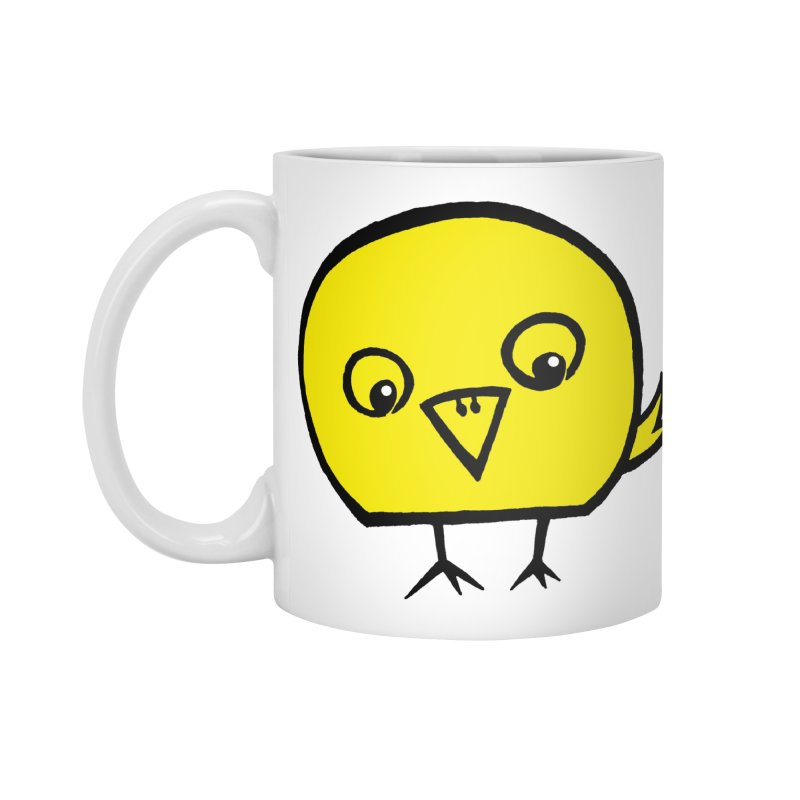 Little Chick Accessories Mug by Cowboy Goods Artist Shop
