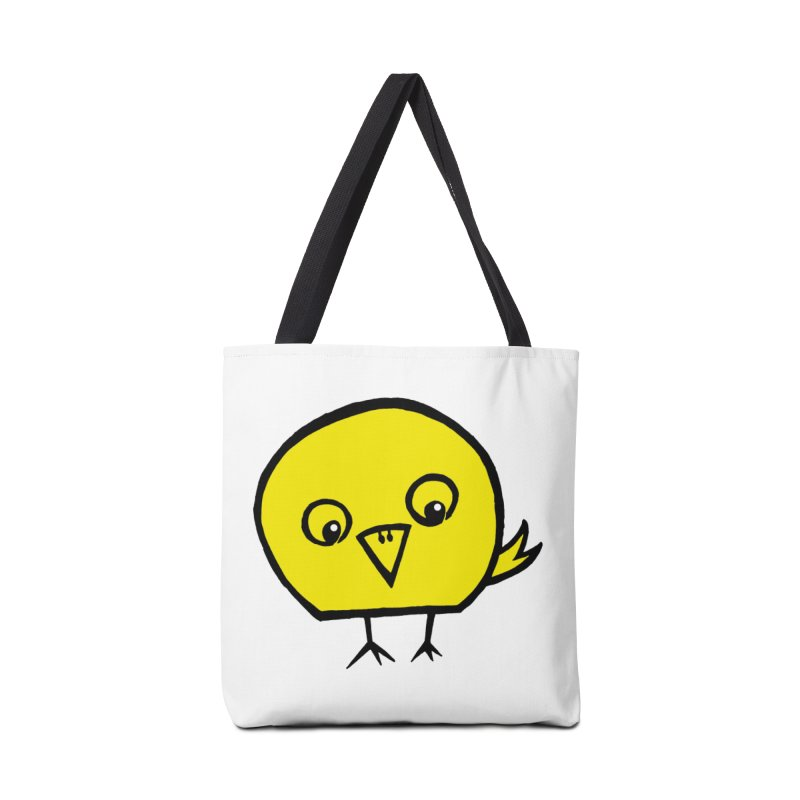 Little Chick Accessories Tote Bag Bag by Cowboy Goods Artist Shop