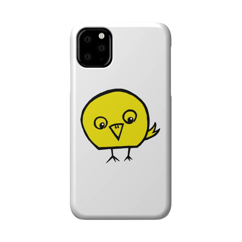 Little Chick Accessories Phone Case by Cowboy Goods Artist Shop