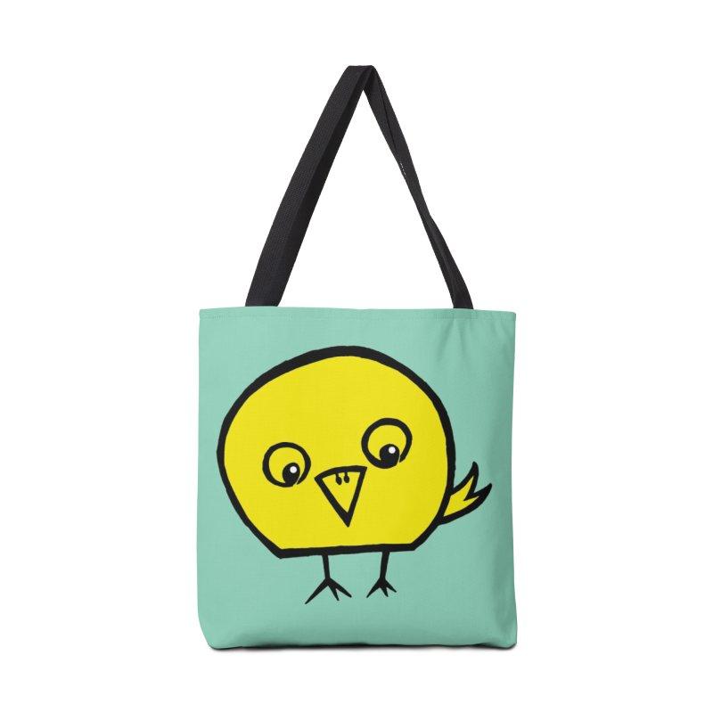 Little Chick Accessories Bag by Cowboy Goods Artist Shop