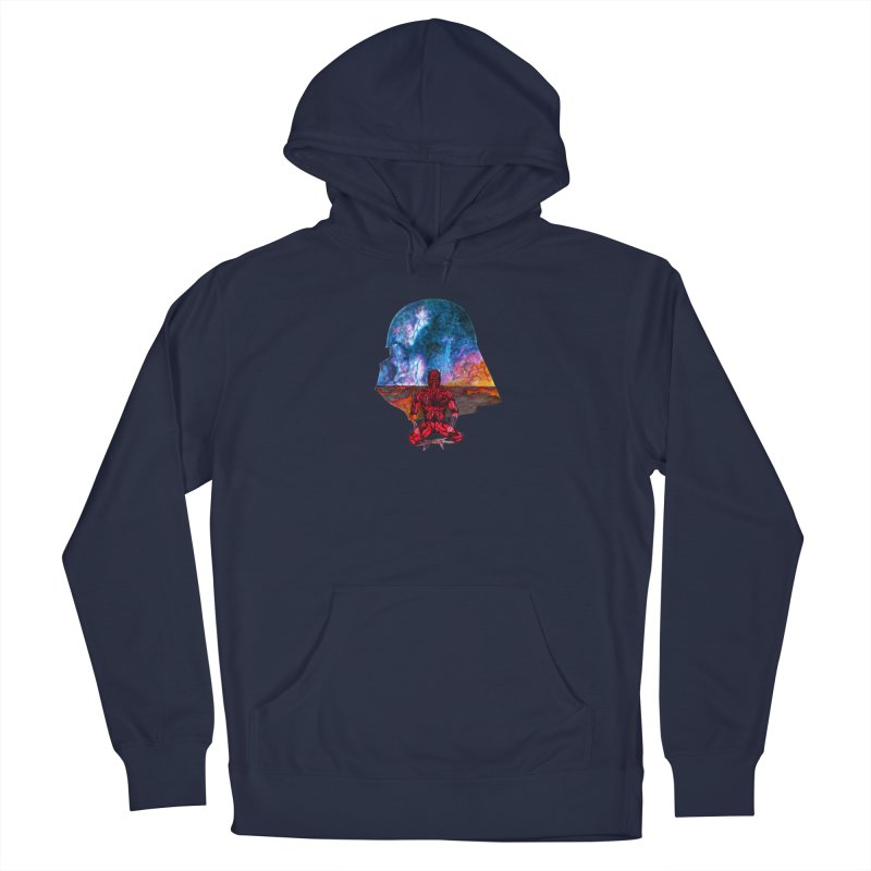 Conflict Men's Pullover Hoody by Christopher Walter's Artist Shop