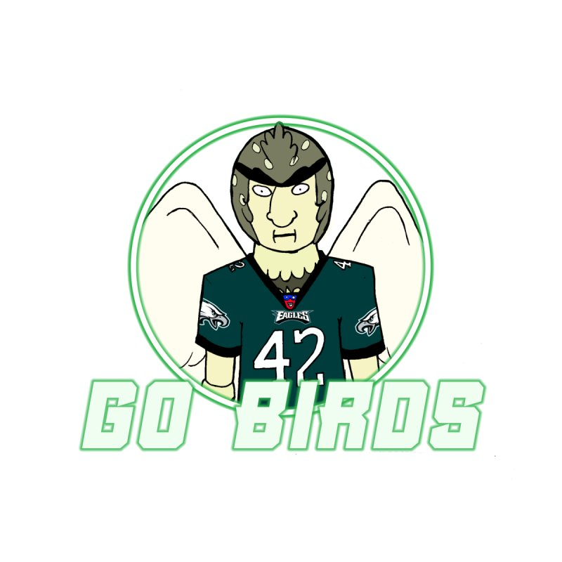 Go, Birds Men's T-Shirt by Christopher Walter's Artist Shop