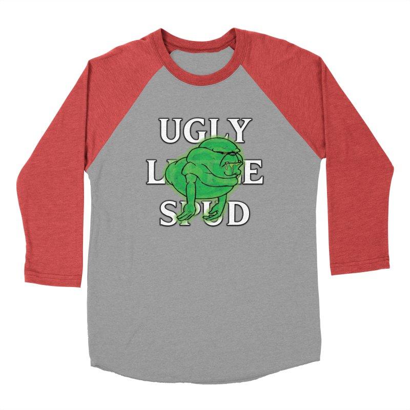 Ugly Little Spud Men's Longsleeve T-Shirt by Christopher Walter's Artist Shop