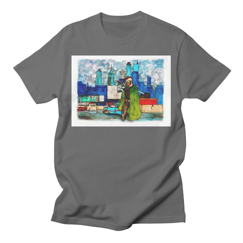 Out for a Stroll Men's T-Shirt by Christopher Walter's Artist Shop