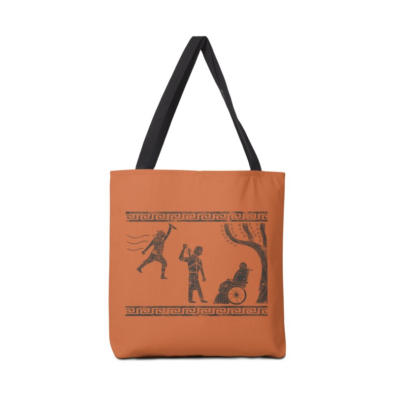 The Tragedy of the Night King Accessories Tote Bag Bag by coyotealert