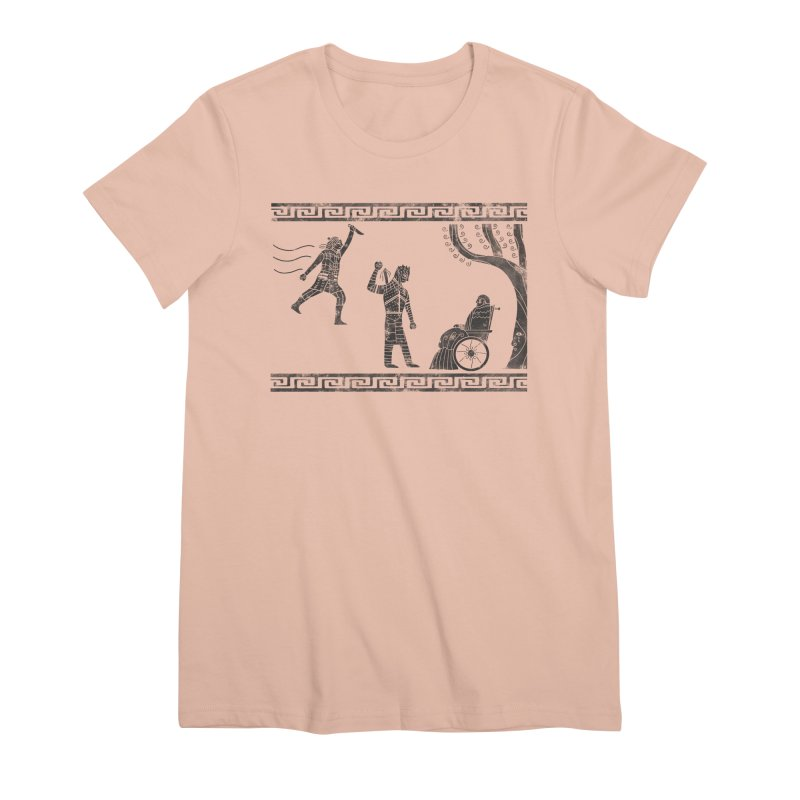 The Tragedy of the Night King Women's Premium T-Shirt by coyotealert