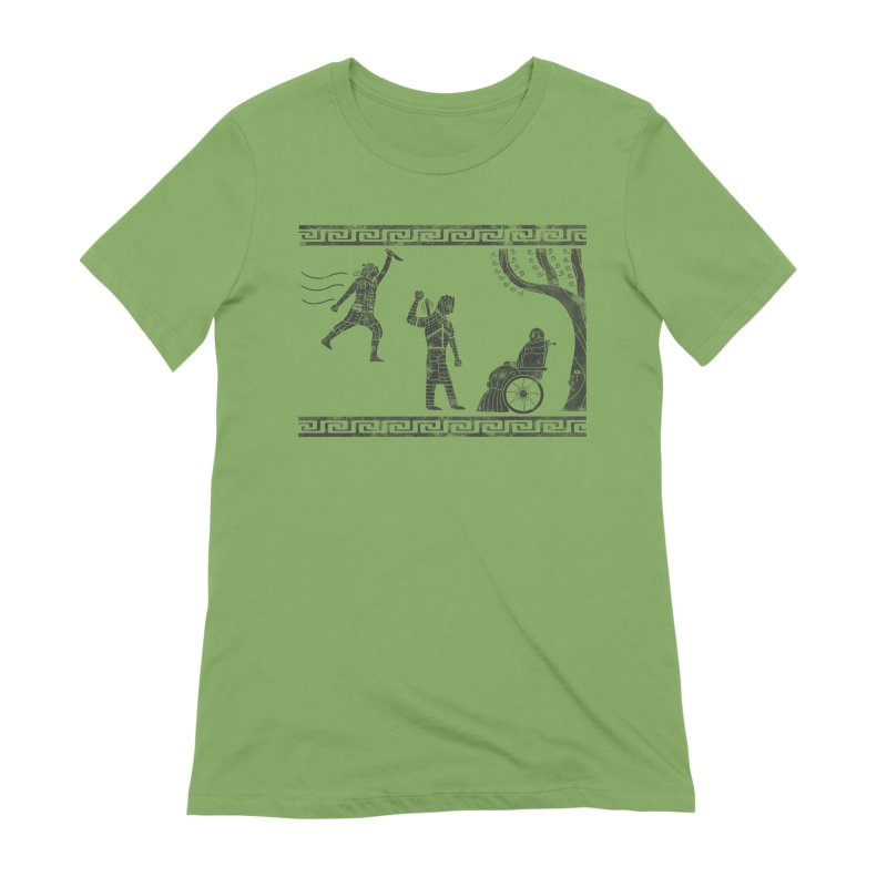 The Tragedy of the Night King Women's Extra Soft T-Shirt by coyotealert