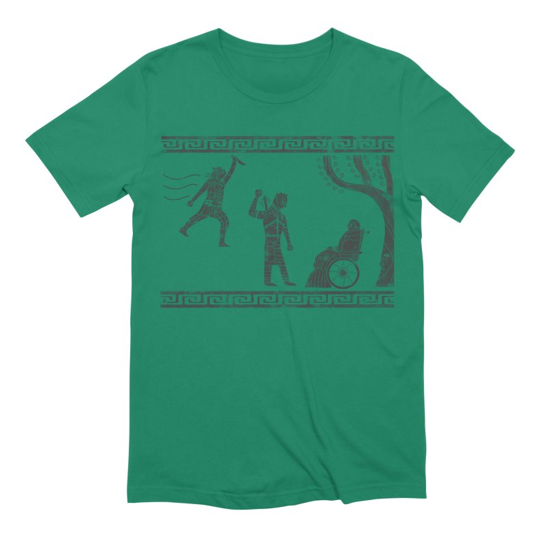 The Tragedy of the Night King Men's Extra Soft T-Shirt by coyotealert