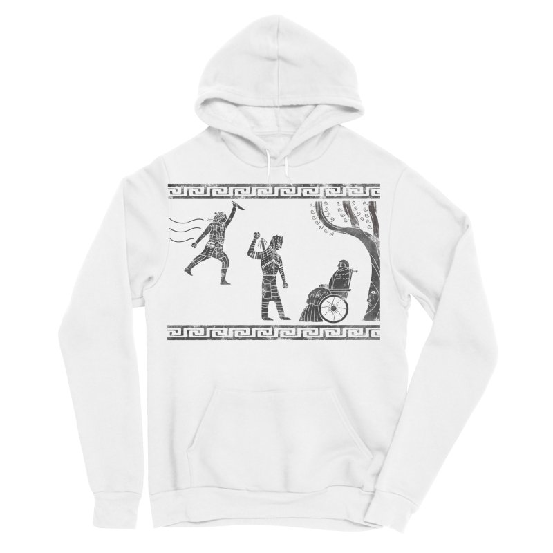 The Tragedy of the Night King Women's Sponge Fleece Pullover Hoody by coyotealert