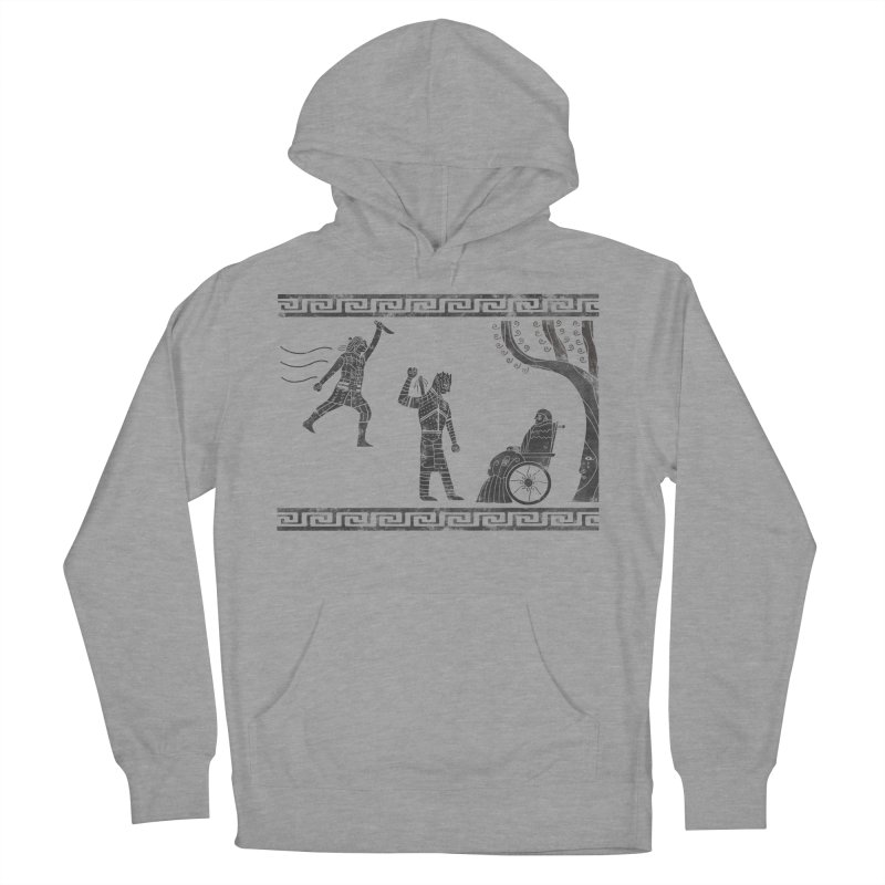 The Tragedy of the Night King Women's French Terry Pullover Hoody by coyotealert