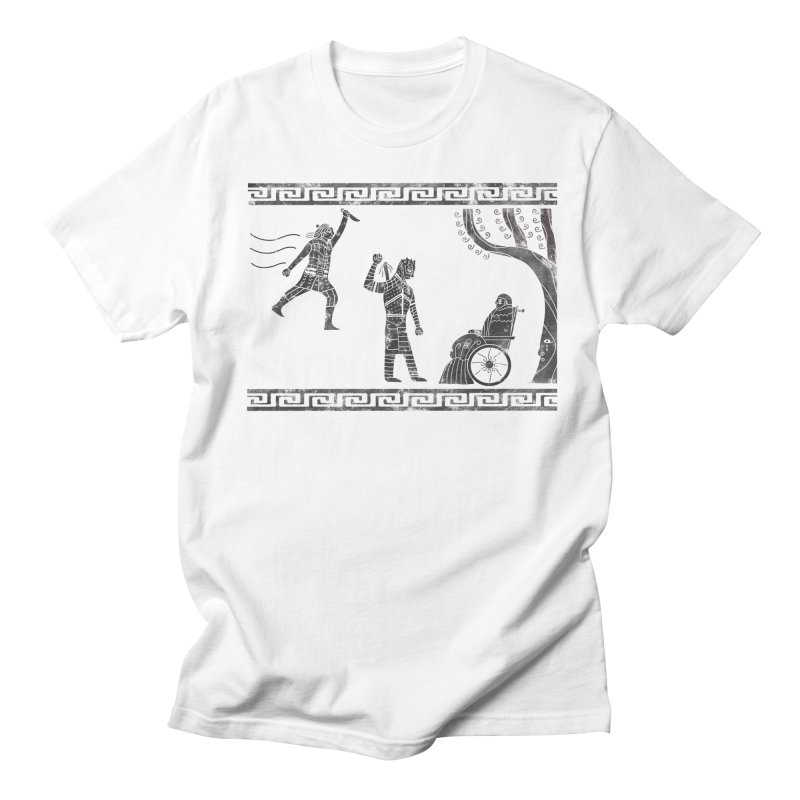 The Tragedy of the Night King Men's Regular T-Shirt by coyotealert